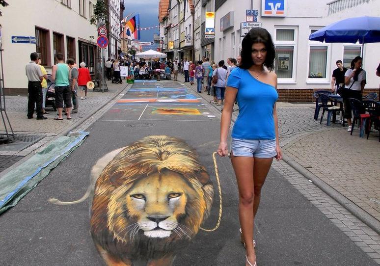 3D_ коуч создает картинку
