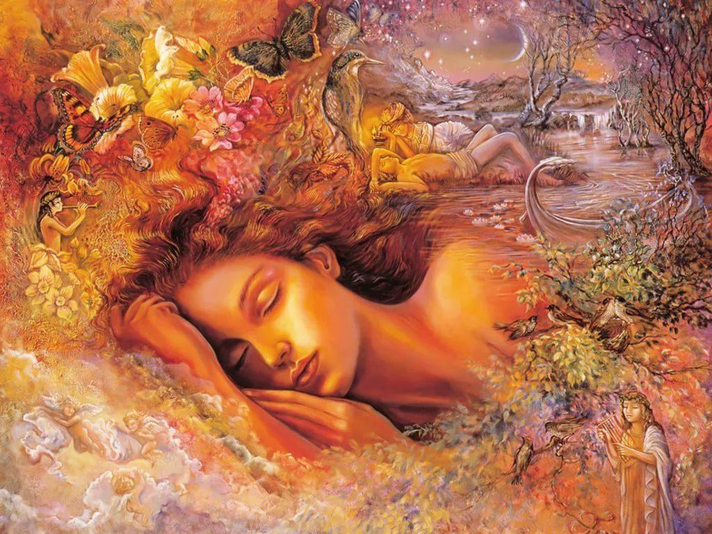 метафора сна