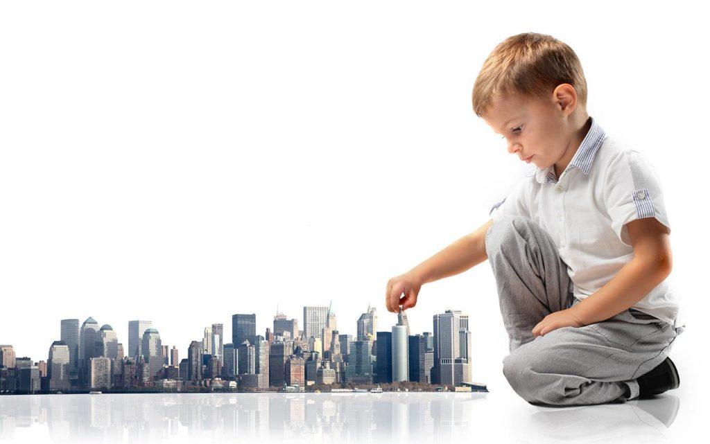пространственные способности детей