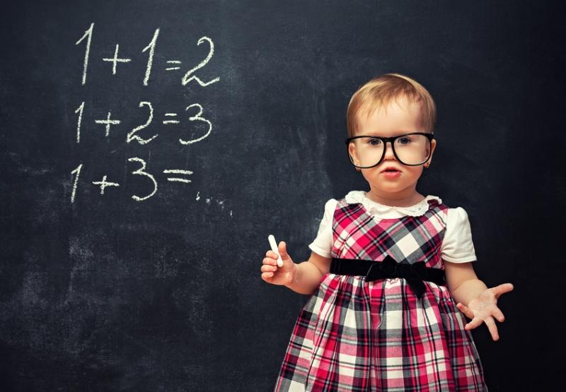 математические способности детей
